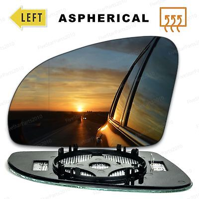12-16 Right side Clip Heated Wide Angle wing mirror glass for Mercedes SL R231