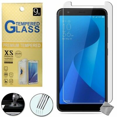Film protection vitre verre trempe transparent Asus Zenfone Max Plus (M1 ZB570TL