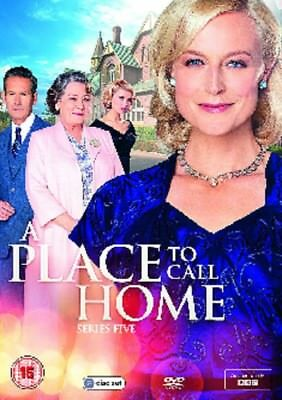 A Place to Call Home Season 5 Series Five Fifth New DVD Box Set Region 4