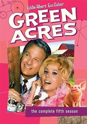 GREEN ACRES TV SERIES COMPLETE FIFTH SEASON 5 New Sealed DVD