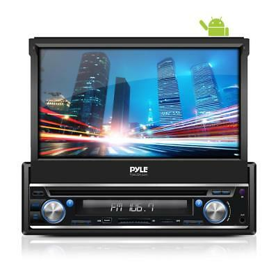 DIN Stereo Receiver Pop-Out Touchscreen, GPS Navigation, Bluetooth & Wi-Fi