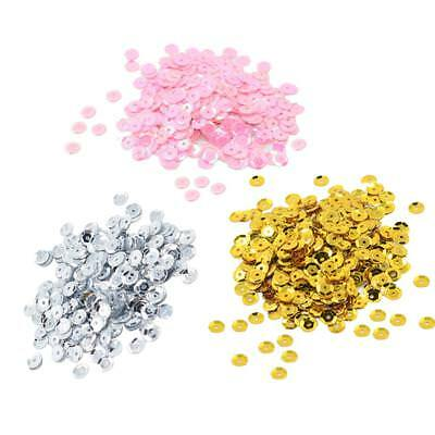 Scrapbooking lady-muck1 14mm 10g x Fabulous FLOWER Snowflake Sequins Sewing