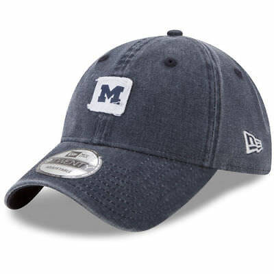 finest selection 2d46f 92f7a MICHIGAN WOLVERINES NEW Era 9Forty NCAA Shadow Speed Performance Adjustable  Hat -  14.95   PicClick