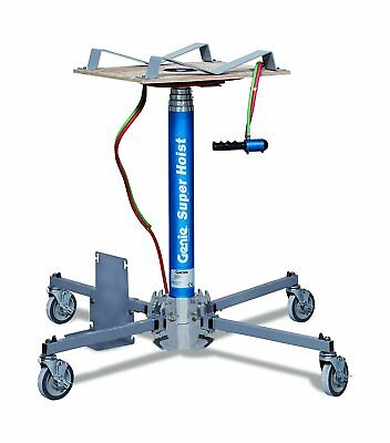 "Genie GH-3.8 - Super Hoist Material Lift 12' 5"" Lift Height-300lb Rated"
