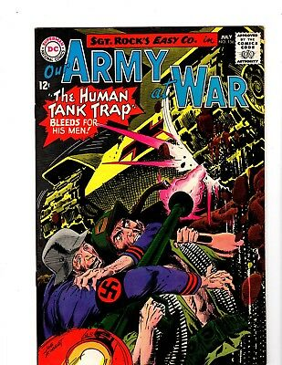 Our Army At War #156 Nm (1965)