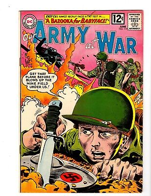 Our Army At War #119 Vf (1962)  (B)