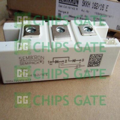 SAUJNN 1PCS SKKH72//16E Power Module New Special Supply Welcome to Order