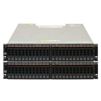 IBM Storwize V7000 10GbE + Expansion 28,8TB 48x 600GB 10K SAS 2076-324 2076-224