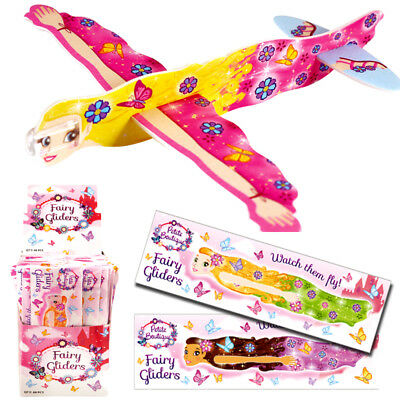 Fairy Gliders Girls Toy Fete Fair Prizes Wedding Favor Birthday Party Bag Filler