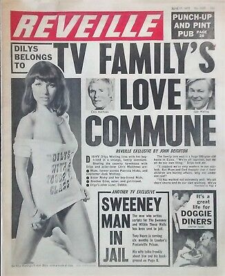 REVEILLE paper 17th June 1977 1938 Dilys Watling & family The Muppets Ray Alan