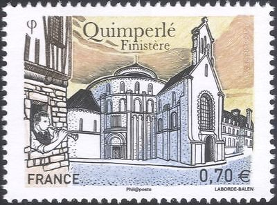France 2016 Church/Music/Buildings/Architecture/Tourism/Heritage 1v (n45736)