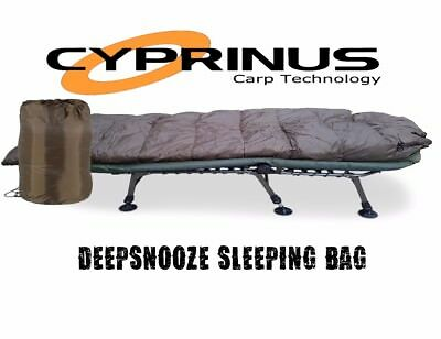 Cyprinus™ Carpstar Deep Snooze 5 Season Carp Fishing Sleeping Bag