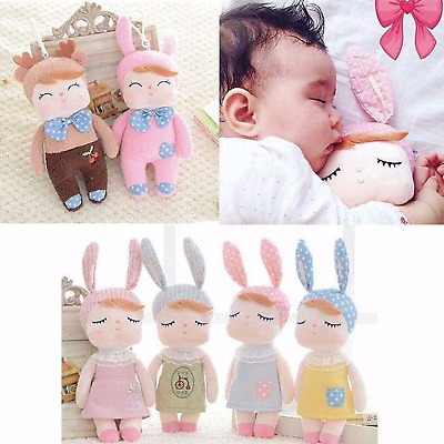 Angela Rabbit Metoo Plush Toy Sleeping Stuffed Doll Baby Birthday Christmas Gift