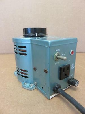 Staco Energy Products 3PN1010 Variable Autotransformer Variac 120 /140V