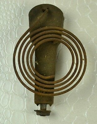 Clock Parts and Tools - Antique Coil Gong Strike Chime - Lot 8