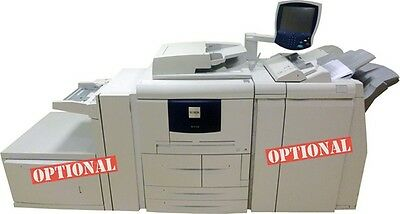 Xerox 4595 Black and White Digital Laser Production Printer Copier Scanner 95ppm