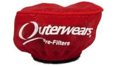 1/5 RC Outerwears Pre Filter UNI Filter RED for Losi 5ive Short Stack & Vekta.5