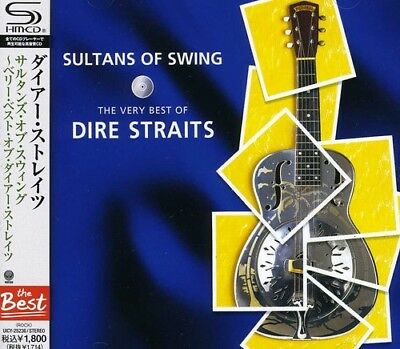 Dire Straits - Sultans of Swing: Very Best of Dire Straits [New CD] Shm CD, Japa