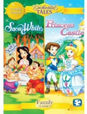 Enchanted Tales: Snow White/The Princess Castle (REGION 1 DVD New)