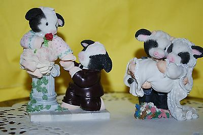 Lot 2 Enesco Mary Moo Moo Marriage FOR HEIFER MY LOVE, Never Love An-Udder COW