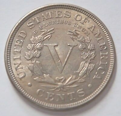 US 1897 Liberty Head Nickel