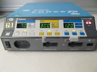 Valley Lab Force FX  Electrosurgical Generator Unit
