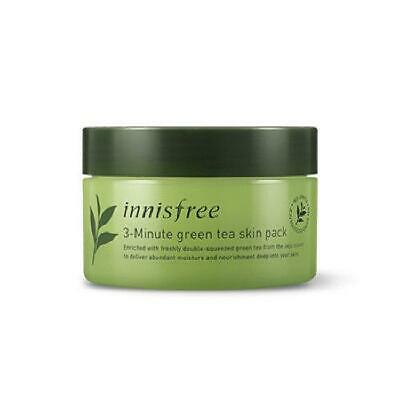 INNISFREE 3 Minute Green Tea Skin Pack 70mL (100 PCS)