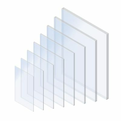 Clear Solid Plastic Polycarbonate Sheet Skylight Greenhouse Window Glazing