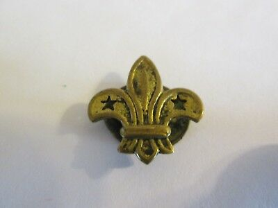 1911/1912 Boy Scouts of Canada Button Hole Badge - No. RD 554072