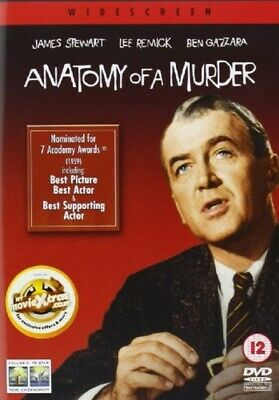 Anatomy Of A Murder [DVD] [2001], 5035822007130