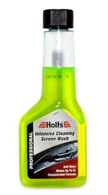 125ml Intensive Cleaning Screen Wash By Holts Professional Makes Up To 5 Litres