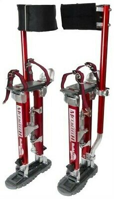 "MetalTech I-BMDS1830 Adjustable 18-30"" Drywall Stilts"