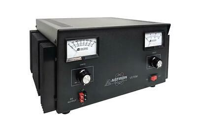 Astron VS-50M Table Top 50 Amp Variable Power Supply w/Meters