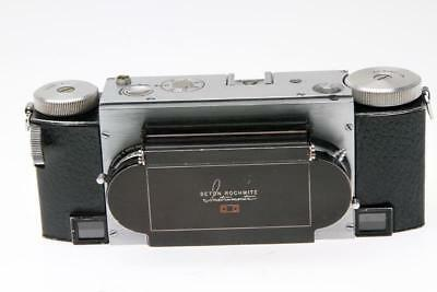 Realist Custom Stereo Camera with Matched 2.8 Lenses & Seton Rochwite Polarizer
