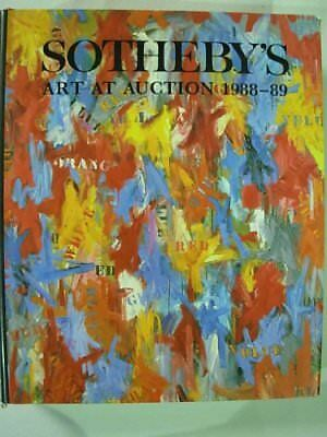 Sotheby's Art at Auction 1988-89,Sally Liddell