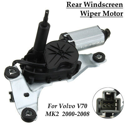 Rear Window Windscreen Wiper Motor For Volvo V70 MK2 00-08 JET8667188 31333743