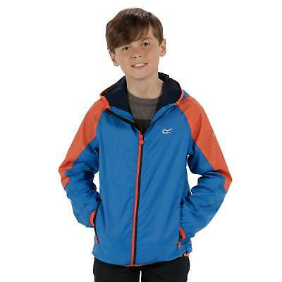 Regatta Teega Reflective Waterproof Hooded Jacket
