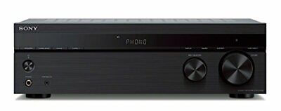 Sony 2 Channel Stereo Receiver with Phono Inputs and Bluetooth Connectivity