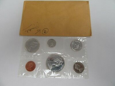1965  Silver  Canada  Proof Coins Set