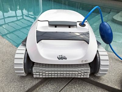 Schwimmbad Bodenreiniger Dolphin E10 Poolroboter Pool Roboter Poolsauger Mod.18