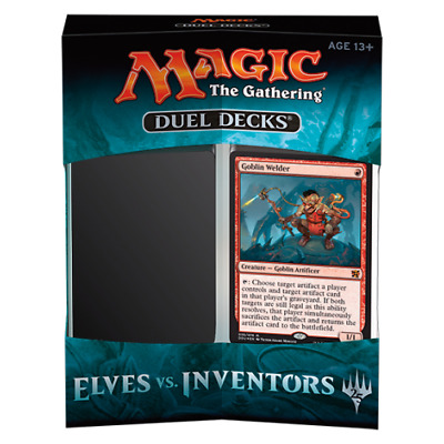 MTG DUEL DECKS * Elves vs. Inventors *PRE-ORDER*