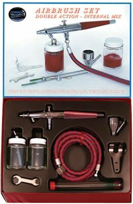 Paasche VL Airbrush Set with 3 Heads P-VL-SET
