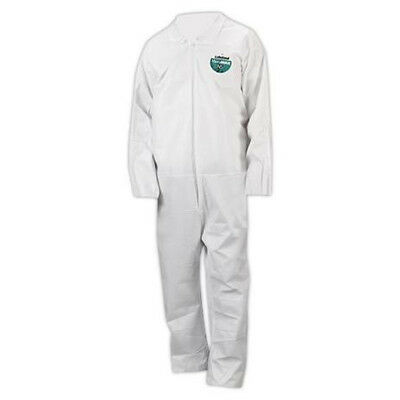 Lakeland MicroMax CTL412 White Disposable NS Coverall, Size L Qty. 25