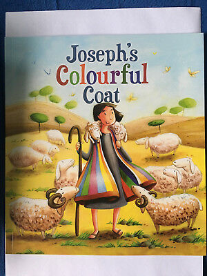 Brand New My First Bible Stories, Joseph's Colourful Coat