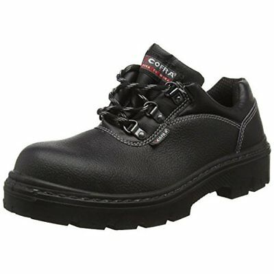 """Cofra 26420-000.W39 Size 39 S3 SRC """"Cedros"""" Safety Shoes - Black"""