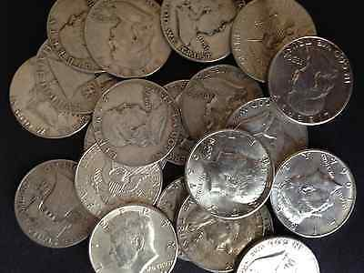 Blowout Sale! 1 Pound Lb Kennedy & Roosevelt 90% Silver Coins U.s.mint One Lot