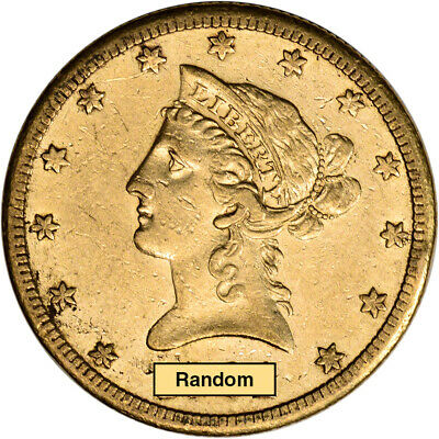 US Gold $10 Liberty Head Eagle - VF - Random Date