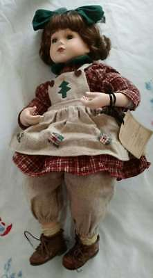 "Boyds Collection Yesterday's Child 13"" JEAN Doll 363/12000"