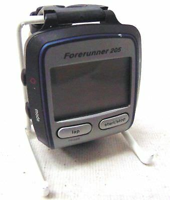 GARMIN Forerunner 205 GPS Enabled Trainer For Runners Fitness Watch Boxed - Y03