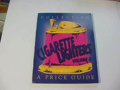 Cigarette Lighter Vol 2 Value Price Guide Collector's Book
